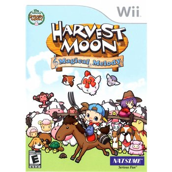 Wii Harvest Moon: Magical Melody kopen