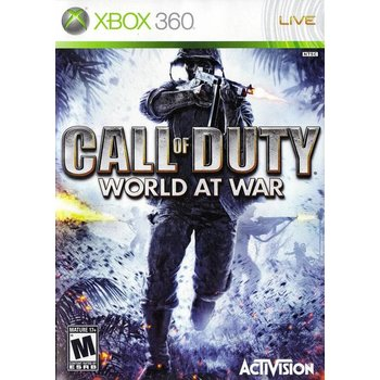 Xbox 360 Call of Duty: World at War kopen