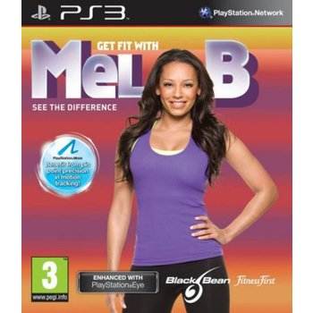 PS3 Get Fit with Mel B kopen
