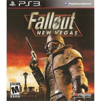 PS3 Fallout: New Vegas