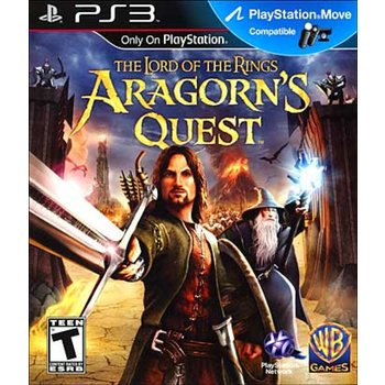 PS3 Lord of the Rings: Aragorn's Quest kopen