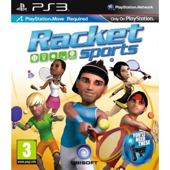 PS3 Racket Sports kopen