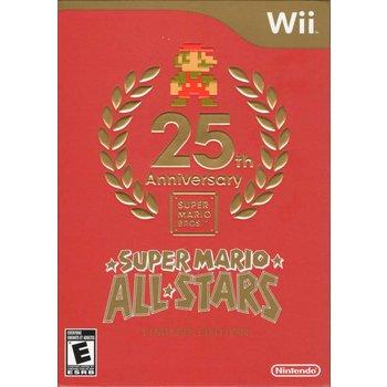 Wii Super Mario 25th Anniversary