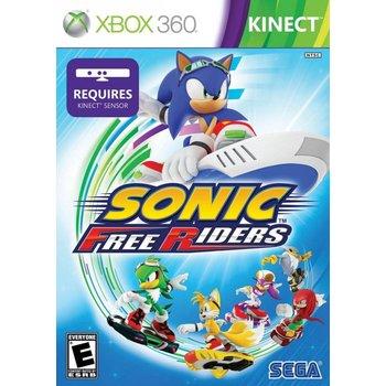 Xbox 360 Free Sonic Riders