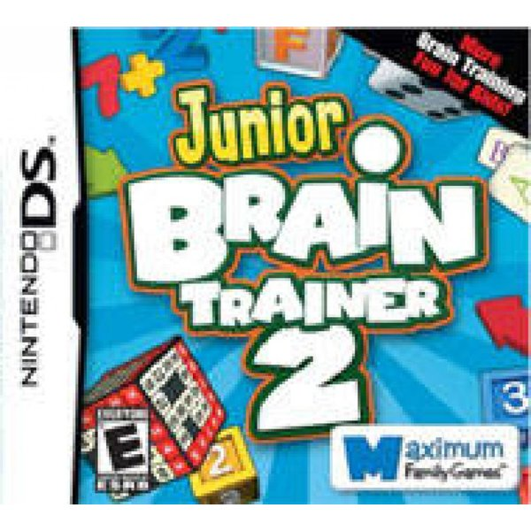 DS 2nd hand: Junior Brain Trainer 2