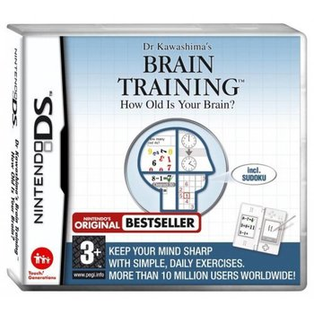 DS Brain Training: How old is your Brain?