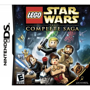DS LEGO Star Wars the Complete Saga