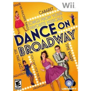 Wii Dance on Broadway