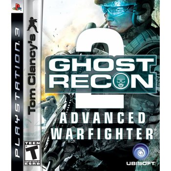 PS3 Ghost Recon Advanced Warfighter 2 kopen