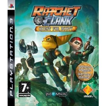 PS3 Ratchet & Clank: Quest for Booty