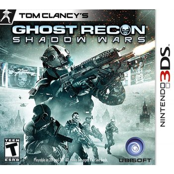 3DS Ghost Recon Shadow Wars