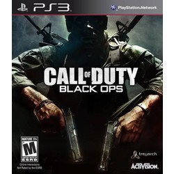 PS3 Call of Duty: Black Ops 1