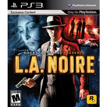 PS3 L.A. Noire (LA Noire) kopen