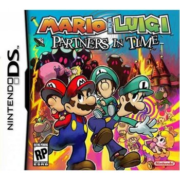 DS Mario & Luigi: Partners in Time