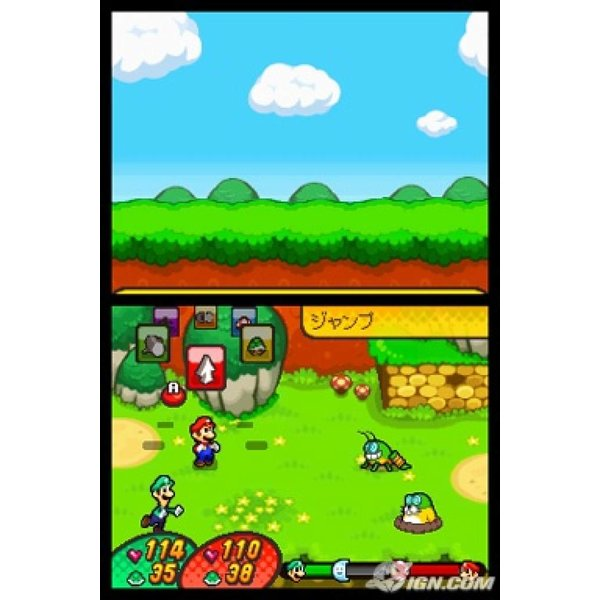 DS Used: Mario & Luigi: Bowser\'s Inside Story