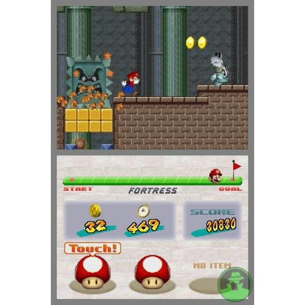 DS 2nd hand: New Super Mario Bros..