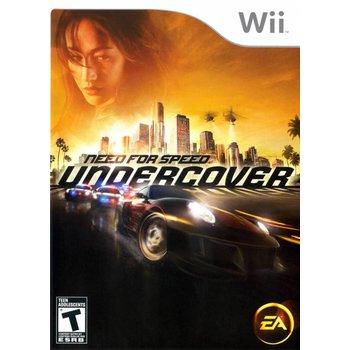 Wii Need for Speed Undercover kopen
