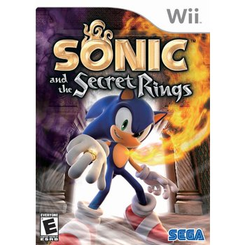 Wii Sonic and the Secret Rings
