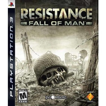 PS3 Resistance Fall of Man kopen