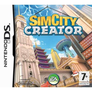 DS SimCity Creator