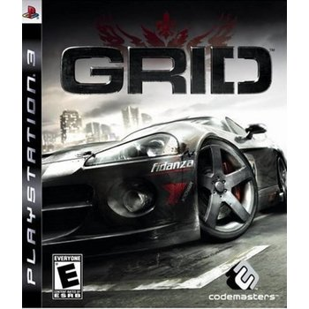 PS3 Race Driver GRID