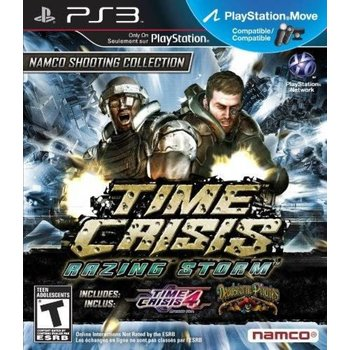 PS3 Time Crisis: Razing Storm kopen