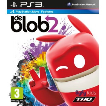 PS3 De Blob 2