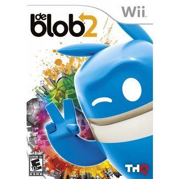 Wii De Blob 2 kopen