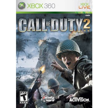 Xbox 360 Call of Duty 2 kopen