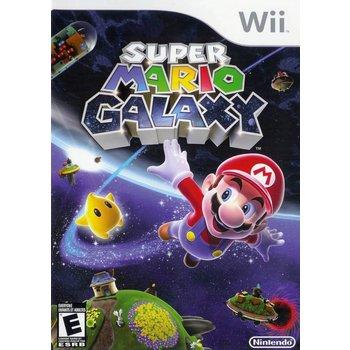 Wii Super Mario Galaxy kopen