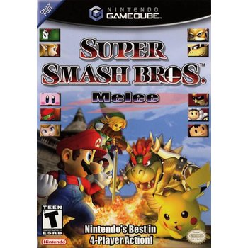 Gamecube Super Smash Brothers Melee kopen
