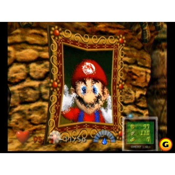 Gamecube 2nd hand: Luigi's Mansion