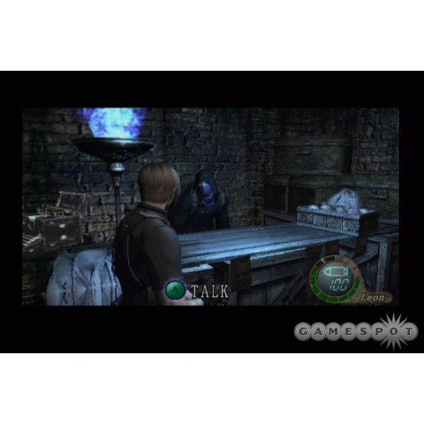 Gamecube 2nd hand: Resident Evil 4