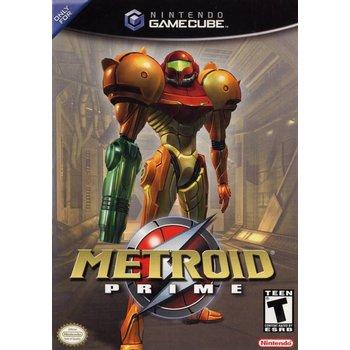 Gamecube Metroid Prime