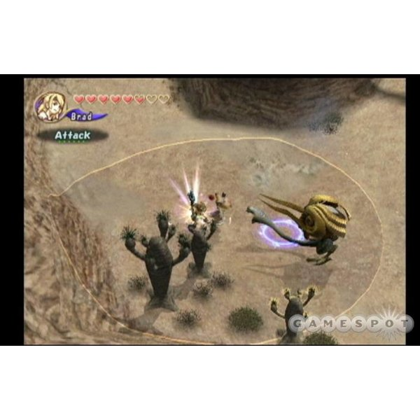 Gamecube 2nd hand: Crystal Chronicles