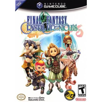 Gamecube Final Fantasy Crystal Chronicles