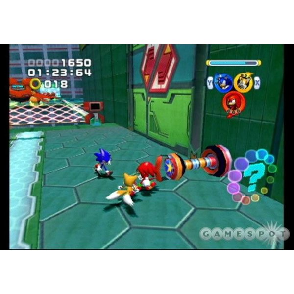 Gamecube Used: Sonic Heroes