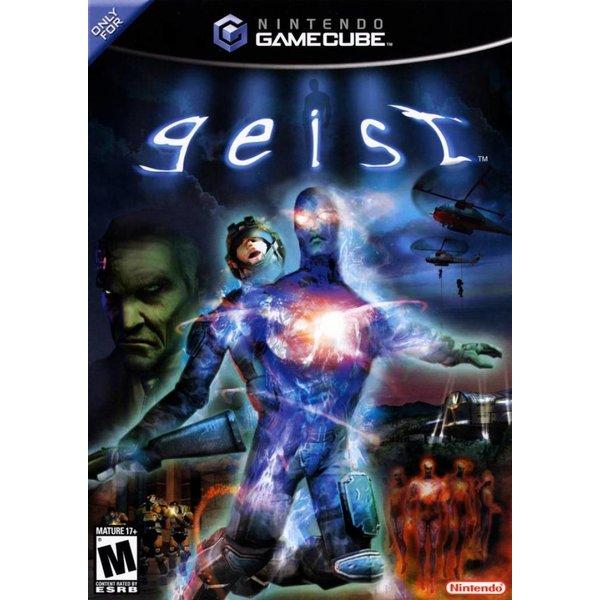 Gamecube 2nd hand: Geist