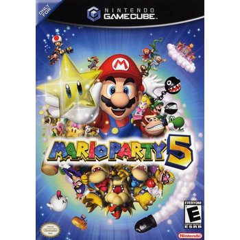 Gamecube Mario Party 5