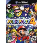 Gamecube 2nd hand: Mario Party 4