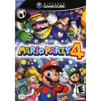 Gamecube Mario Party 4