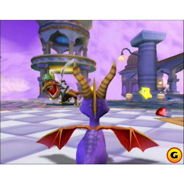 Gamecube 2nd hand: Spyro Enter the Dragonfly