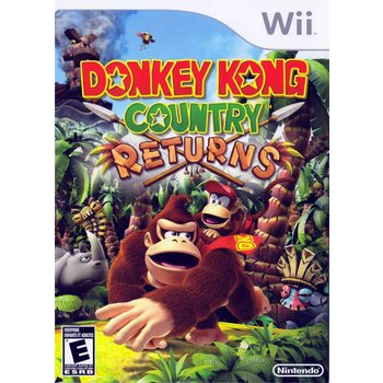 Wii Donkey Kong Country Returns kopen