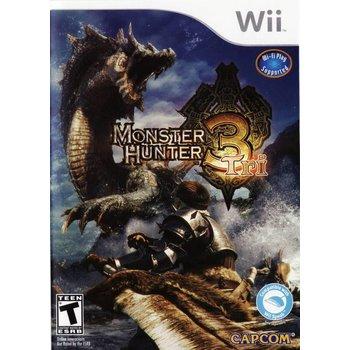Wii Monster Hunter Tri kopen