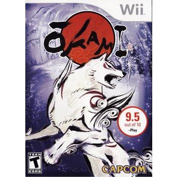 Wii Okami