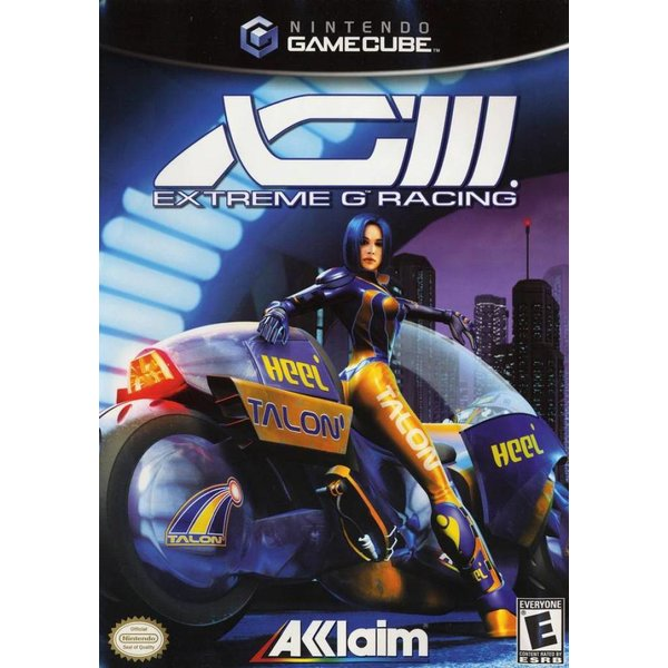 Gamecube Used: Extreme G Racing