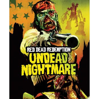 Xbox 360 Red Dead: Undead Nightmare