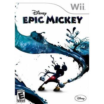 Wii Epic Mickey kopen