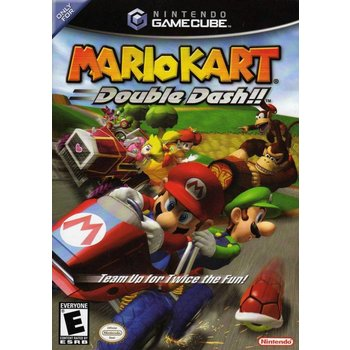 Gamecube Mario Kart Double Dash!