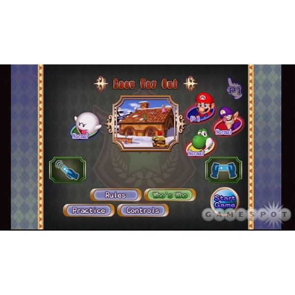 wii used mario party 8 gamestoyourhome. Black Bedroom Furniture Sets. Home Design Ideas